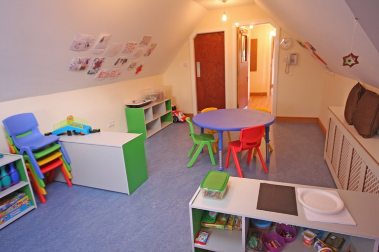 Lilliput Childcare Rathdrum Afterschool Room