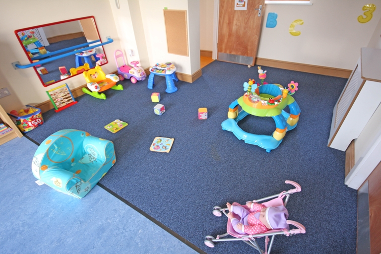 Lilliput Childcare Rathdrum Baby Room