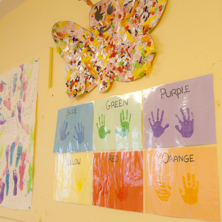 Lilliput Childcare Wicklow Creche Learning about Colours