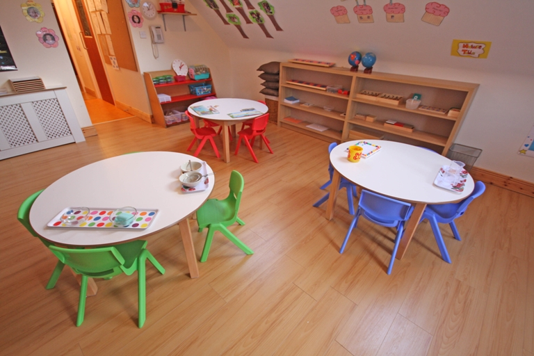 Lilliput Childcare Rathdrum Wicklow Creche Montessori Room