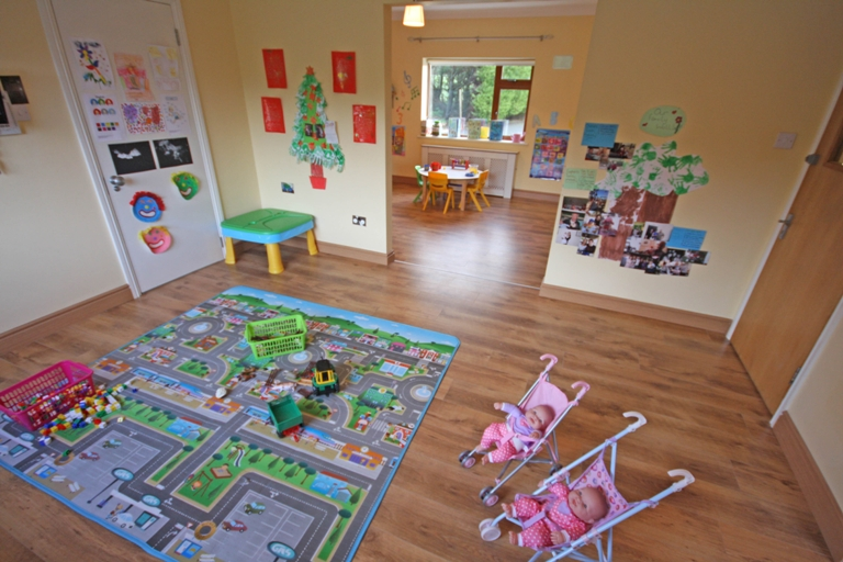 Lilliput Childcare Wicklow Creche Toddlers room